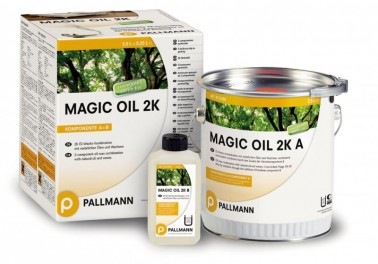 PALLMAN MAGIC OIL 2K