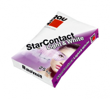 BAUMIT STARCONTACT LIGHT WHITE 25 KG